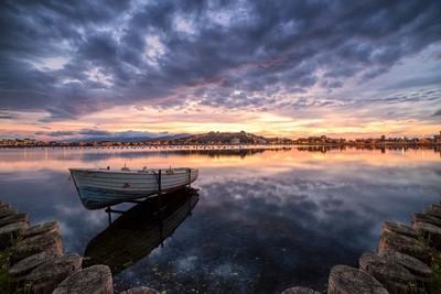 Ganzirri Lake