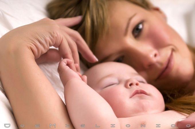 Kim and Kate by joemiglionico - Motherhood Photo Contest 2017