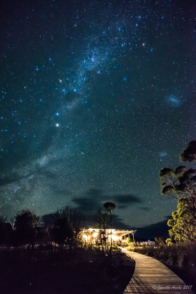 Milky Way over Tasmania