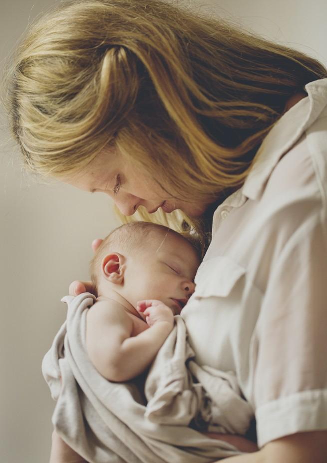 Mother's Love by jennbullen - Motherhood Photo Contest 2017