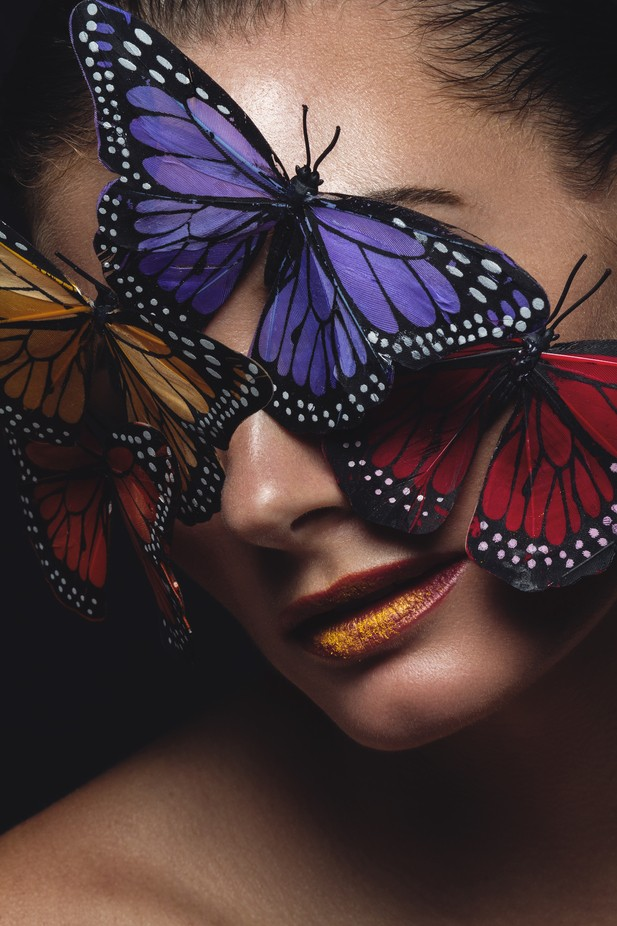 the butterfly effect by TatanZuleta - Once Upon A Time Photo Contest