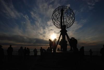 Nordkapp travel photography