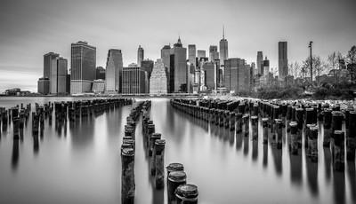 New York Manhattan Scape
