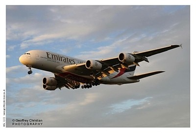Something about the A380. Just looks so elegant in all liveries.
