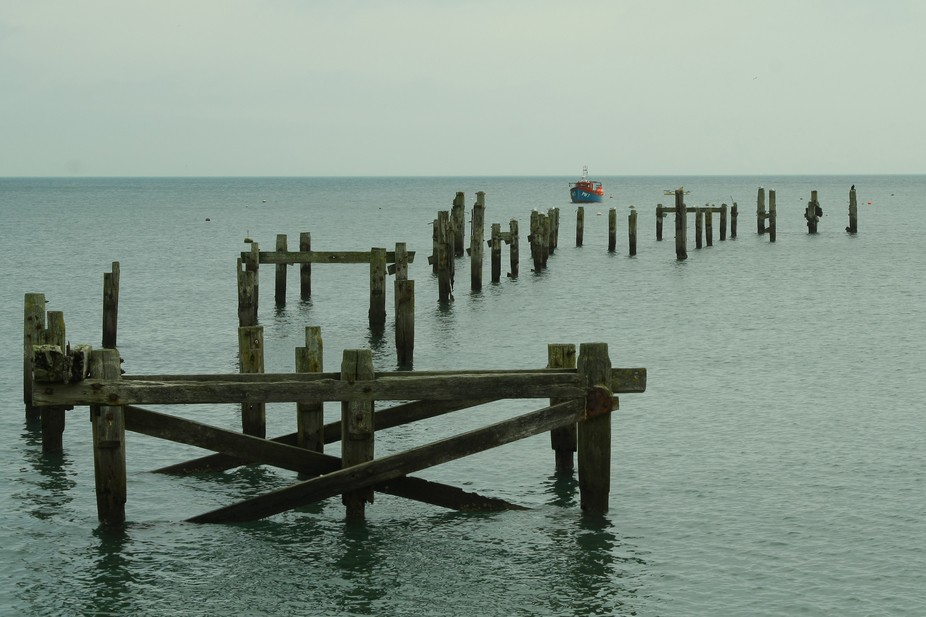 Dissappearing Pier
