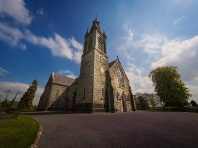 Irish church
