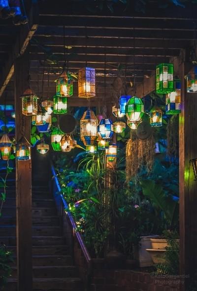 Gate of Lanterns