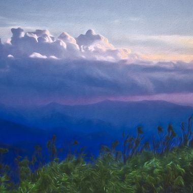 Smoky Mountain Storm