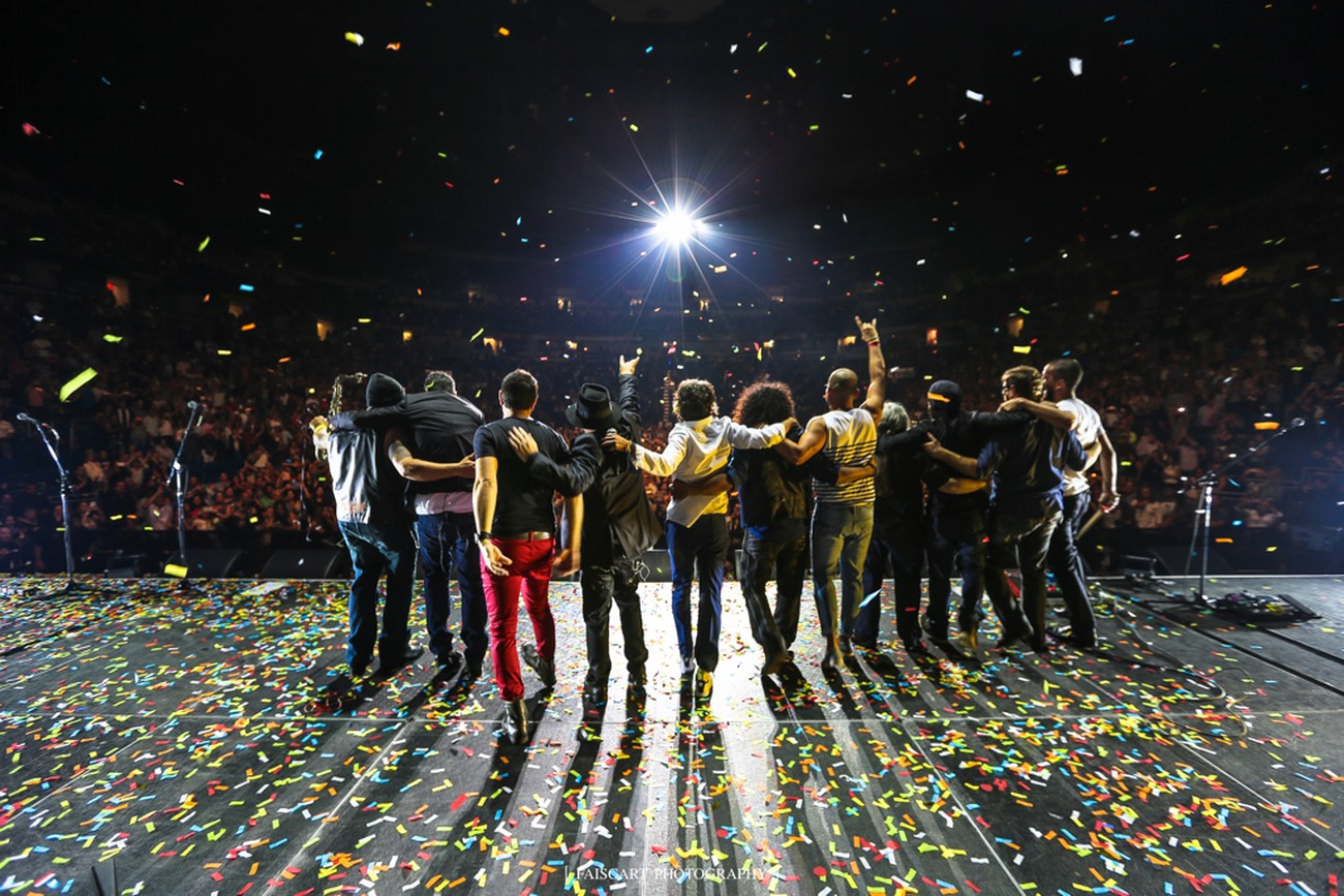 On Stage Photo Contest Winners