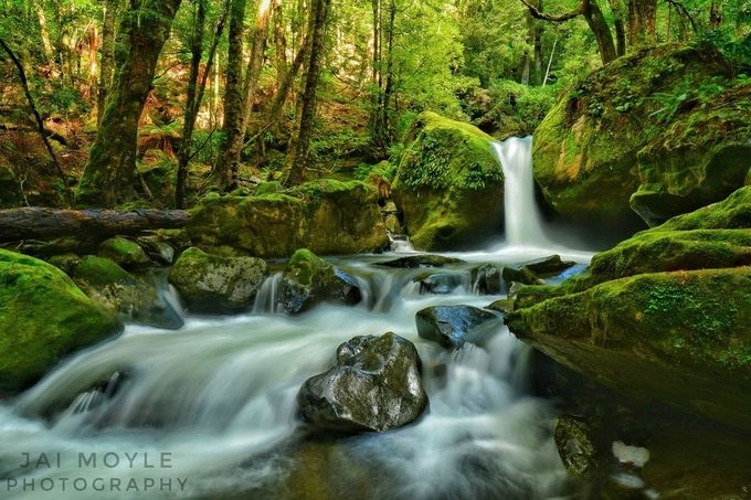 Chasm falls by jaimoyle - Earth Day 2017 Photo Contest