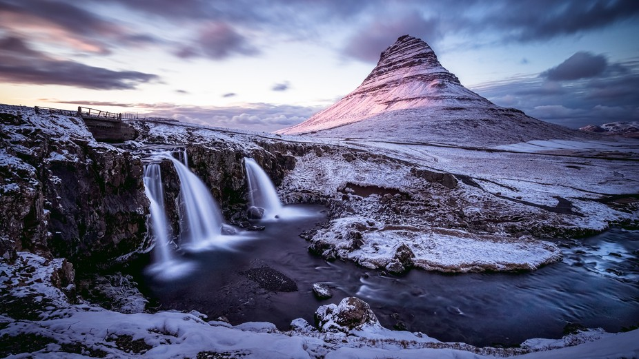 The most famous place in Iceland under photographers that I can think of.  For more check out my ...
