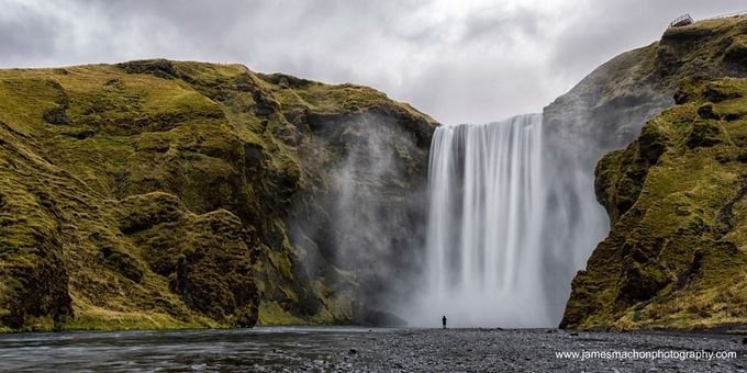 Skogafoss  by James1970 - Large Photo Contest