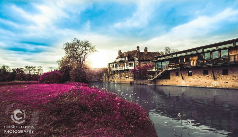 Taken in Cambridge, United Kingdom