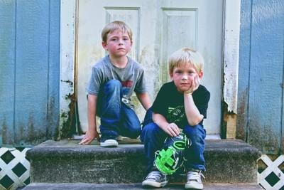 Little Boys with Big Dreams