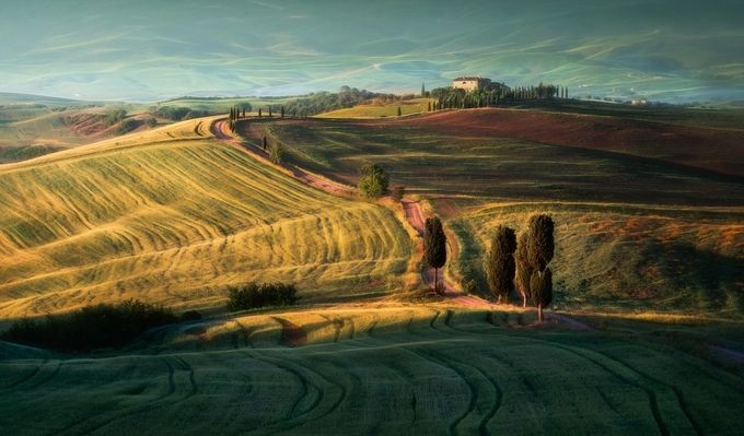 The Gladiator's Path by swqaz - Composition And Leading Lines Photo Contest