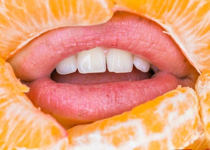 Mouth by srdjanvujmilovic - Showcase Lips Photo Contest