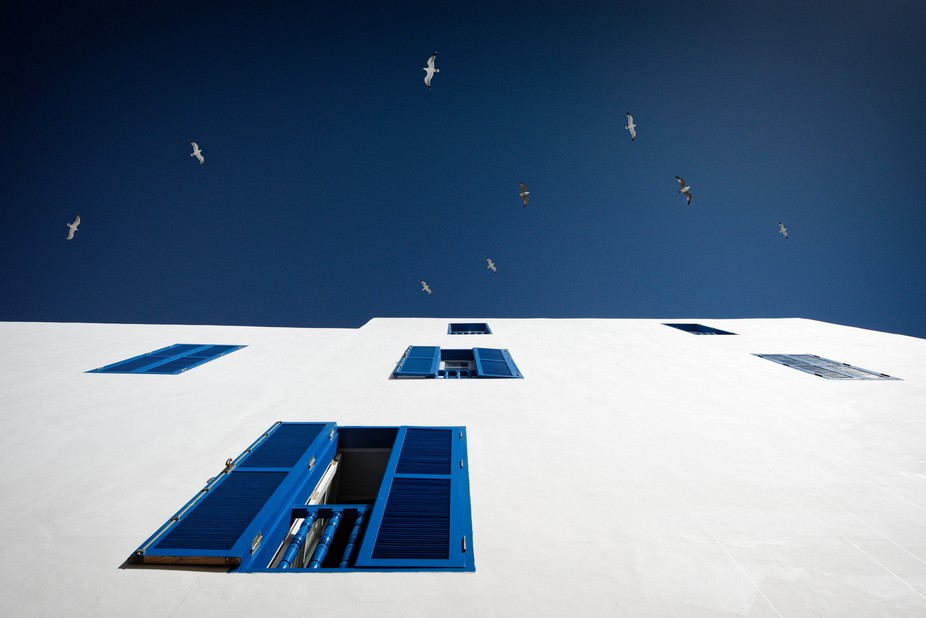 Mogador is the ancient name of Essaouira, the white city which leans on the Atlantic Ocean in Mor...