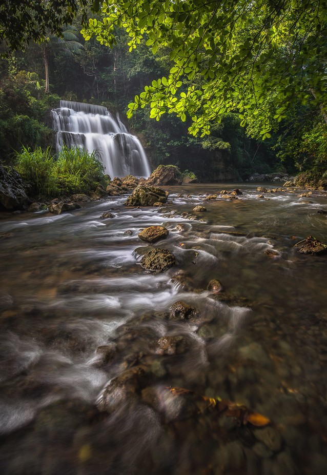 River Flow. by Alfredo_Jose - Streams In Nature Photo Contest