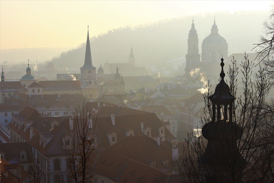 Prague afternoon
