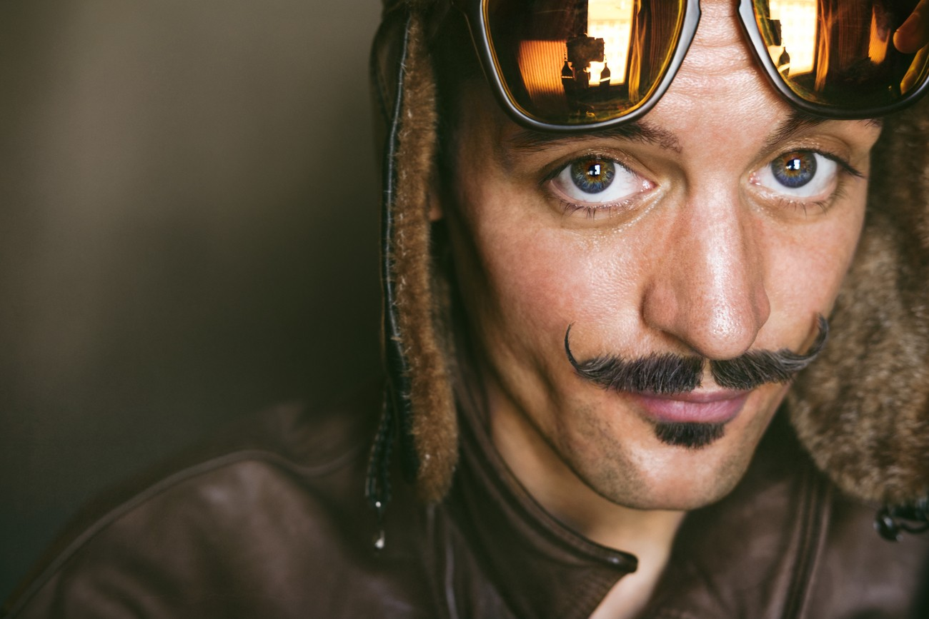 An Incredible Gallery Of Beards and Mustaches That Will Make You Rethink Your Style