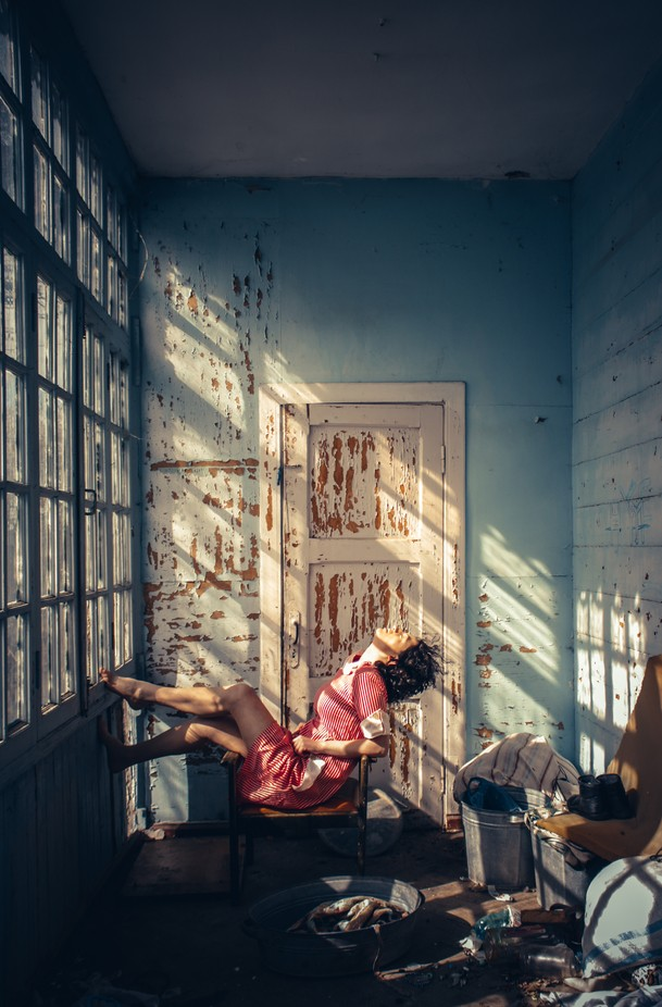 housewife by da-miane - My Best Shot Photo Contest Vol 3