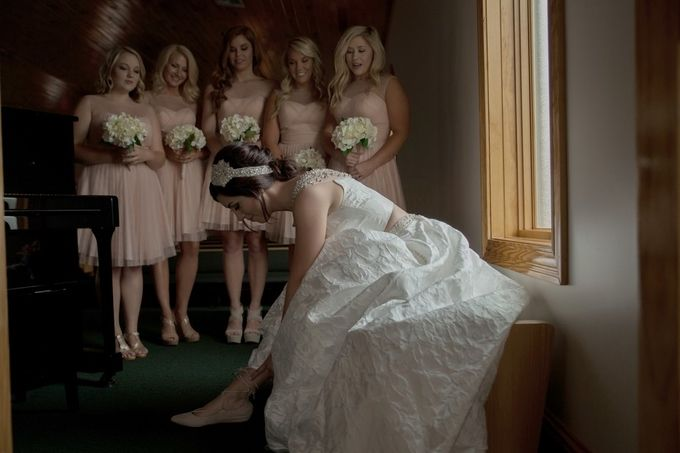 bridesmaids by Lynzybrooke - Weddings And Fashion Photo Contest