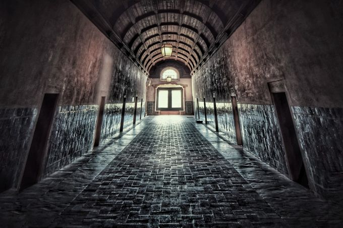 Corridors by MiguelMartins - Geometry And Architecture Photo Contest