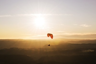 Parachuter Joe