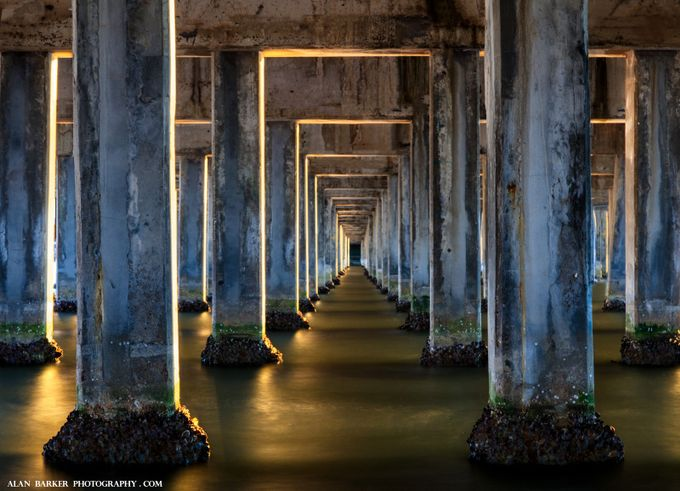 Inferno's Basilica by ajay46 - The View Under The Pier Photo Contest