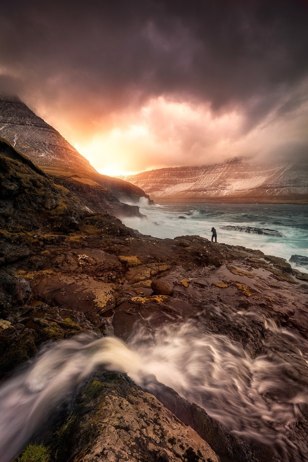 Light Chaser by Mbeiter - One With Nature Photo Contest