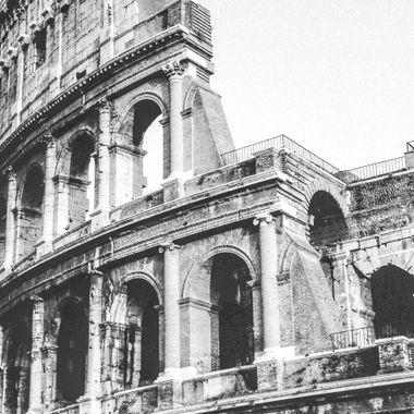 Coliseum Arches