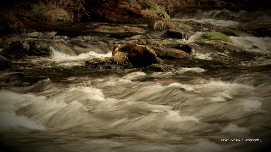 Abstract Ripples ~ CWP