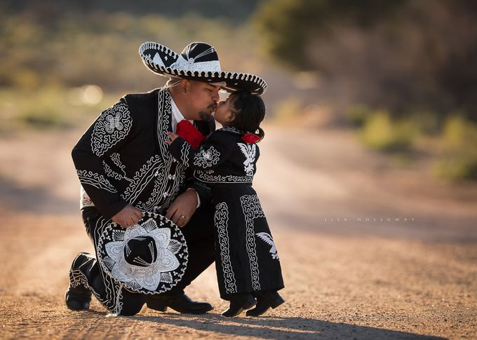 Little Mariachi by lisaholloway - We Love Our Dads Photo Contest