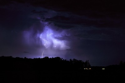 May Storms - Lightning 01