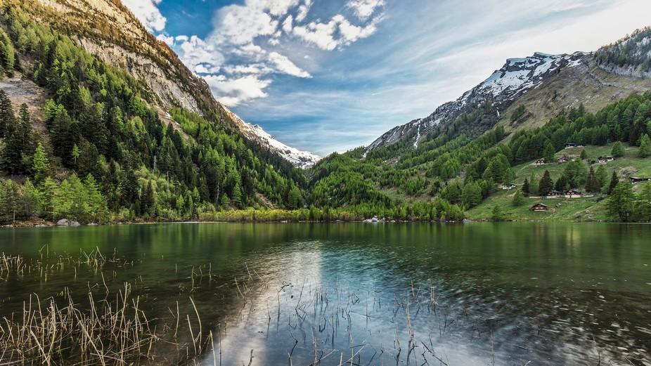 Lake of Derborence