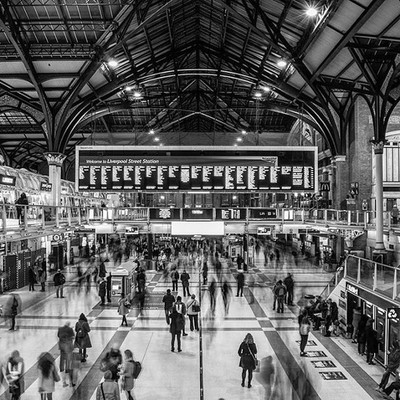 Liverpool Station London