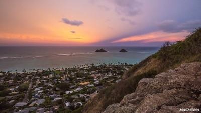 A Hawaiian Rainbow
