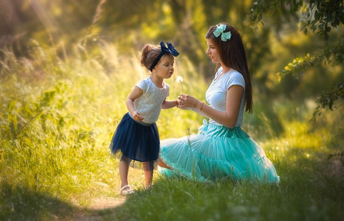 Summer by kejty - Motherhood Photo Contest 2017