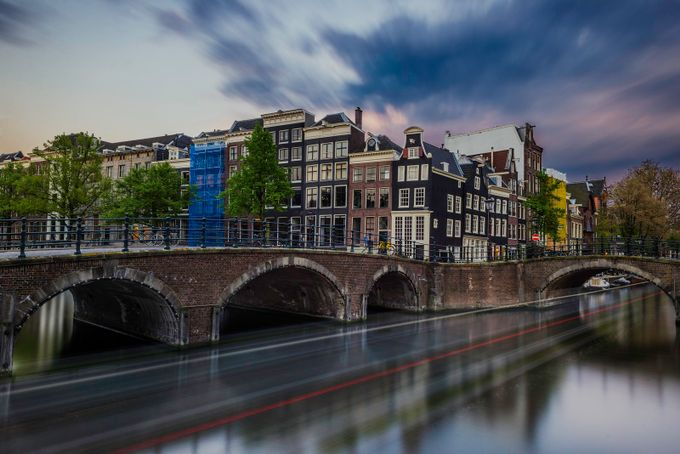 Amsterdam Canals by Vasilis_Christou - Europe Photo Contest