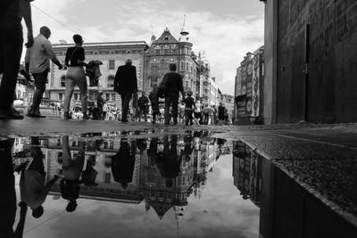 Copenhagen after the rain