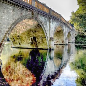 Clumber Bridge Manipulation