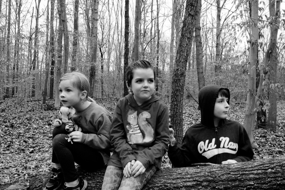 each of my kids have very unique personalities and I love it when my camera can capture that