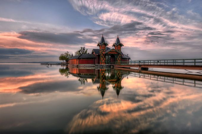Reflection in water by Prijaznica - The First Light Photo Contest