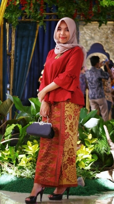 Indonesia woman