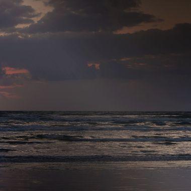 Port Orange Beach Sunrise