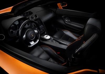 Lamborghini-Gallardo Interior