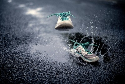 Runaway Shoes