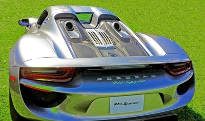 Porsche Smiles