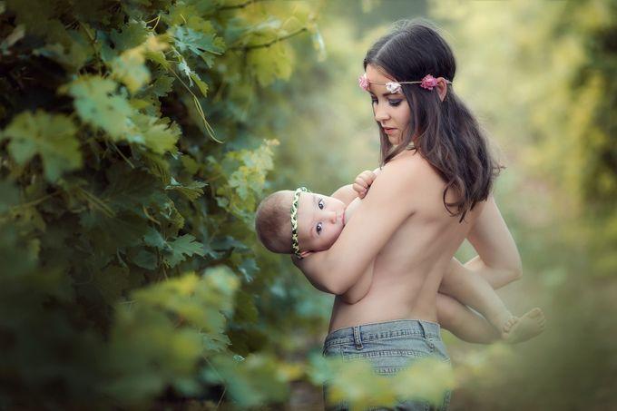 привязанность by veralivchak - Motherhood Photo Contest 2017