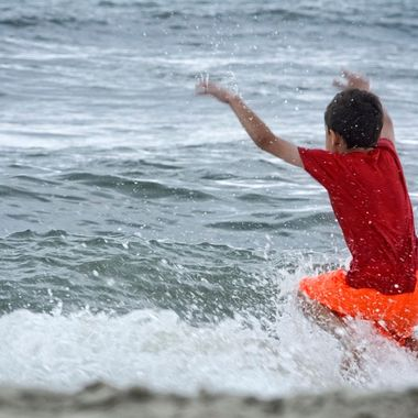 Happy Beach Boy 1